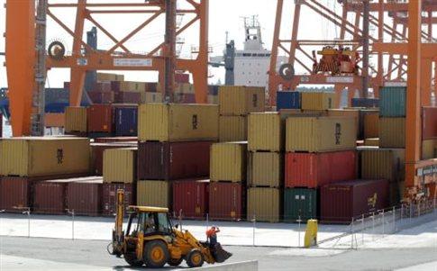 Ανοδος 4,3% των ελληνικών εξαγωγών στο α' εξάμηνο του 2012 | tovima.gr