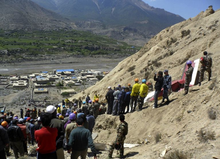 Νεπάλ: Συνετρίβη μικρό αεροσκάφος – τουλάχιστον 14 νεκροί   tovima.gr