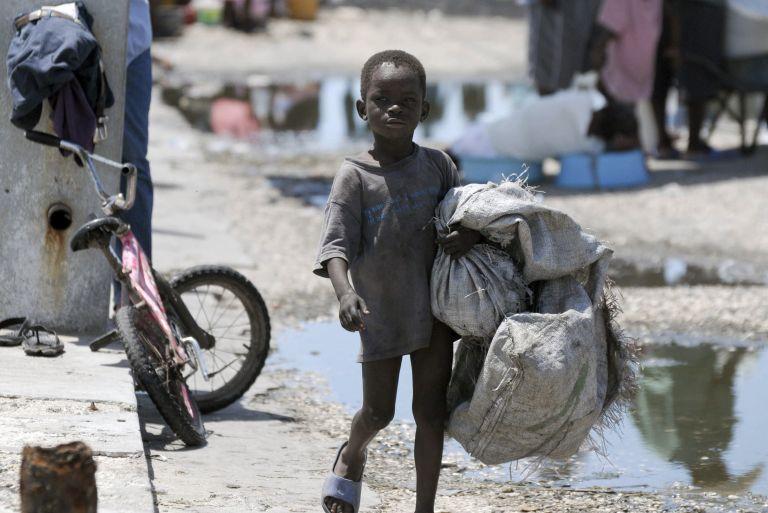 Αϊτή: Επεκτείνεται η επιδημία χολέρας στις νότιες περιοχές | tovima.gr