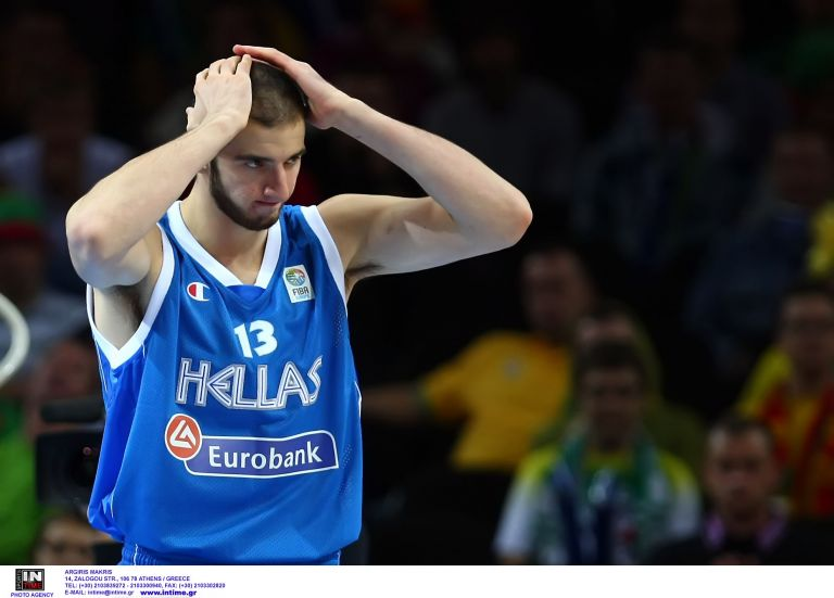 Εθνική μπάσκετ: Χάνει το Προολυμπιακό ο Κώστας Κουφός | tovima.gr