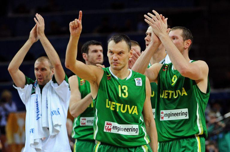 Ευρωμπάσκετ: Προκρίθηκε στο προολυμπιακό η Λιθουανία   tovima.gr