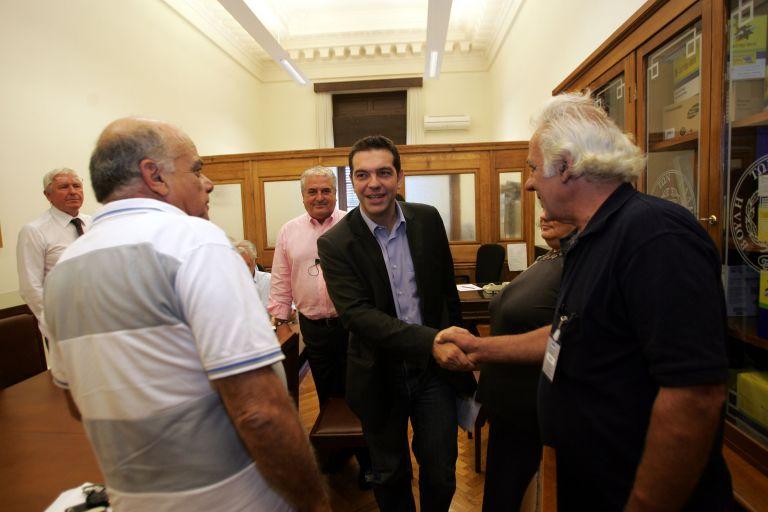 Τσίπρας:Οδηγούμαστε σε ελεγχόμενη χρεοκοπία με κούρεμα χρέους 50% | tovima.gr