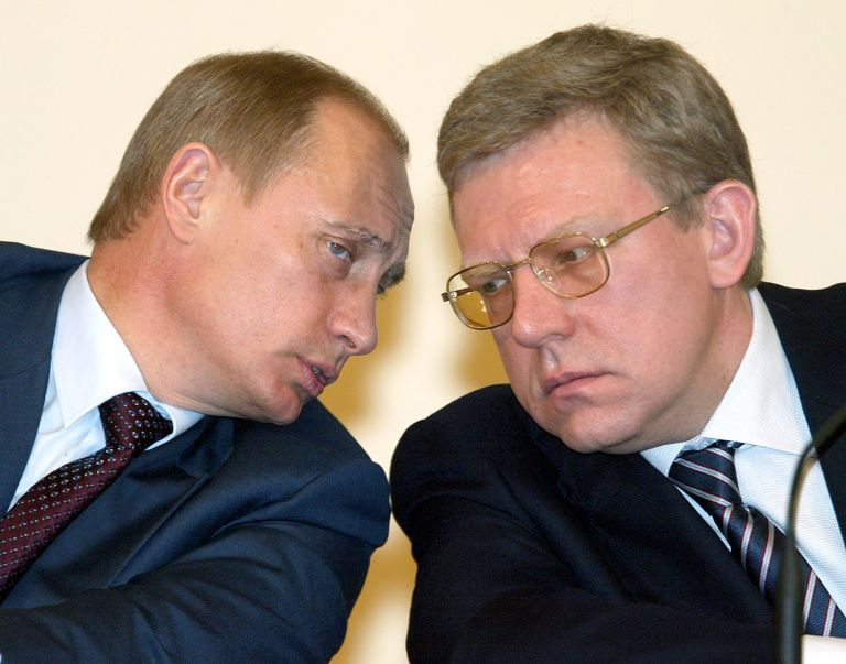 Ρωσία: Την παραίτηση του υπουργού Οικονομικών ζήτησε ο Μεντβέντεφ | tovima.gr