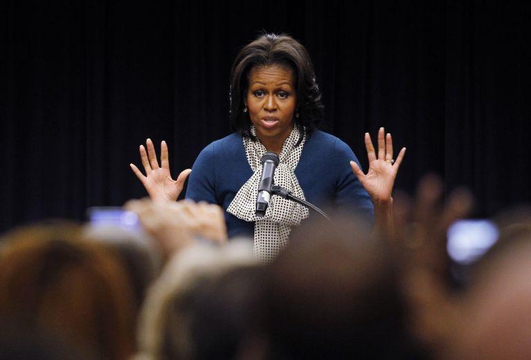Μισέλ Ομπάμα: μου λείπει η ανωνυμία | tovima.gr