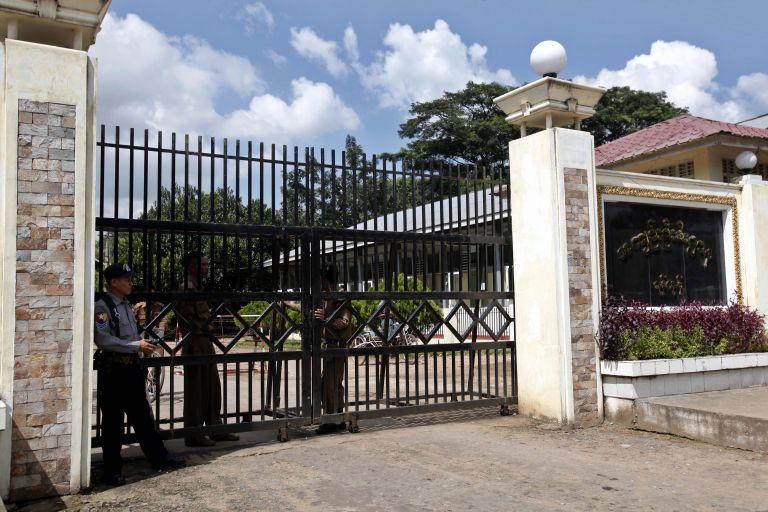 Μιανμάρ: απελευθερώθηκαν 50 πολιτικοί κρατούμενοι | tovima.gr