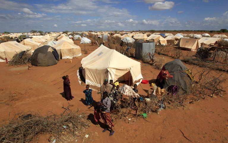 Κένυα: Επιδημία χολέρας σε προσφυγικό καταυλισμό   tovima.gr
