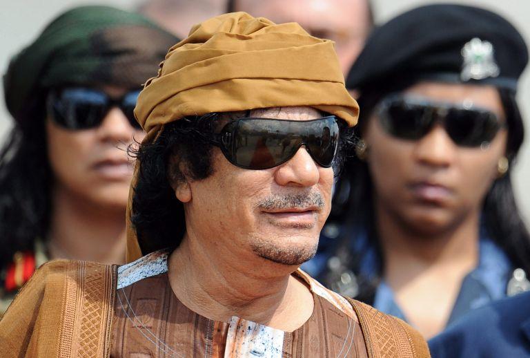 Αποκαλύψεις-σοκ για Καντάφι: Εχθροί στην κατάψυξη, μπουντρούμια του σεξ   tovima.gr