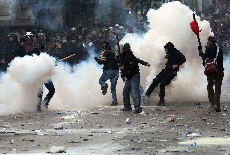 Θεσσαλονίκη: Συλλήψεις ατόμων του αντιεξουσιαστικού χώρου | tovima.gr