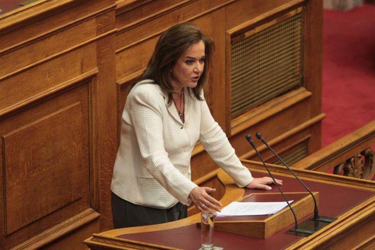 Ντ. Μπακογιάννη: Οι ελπίδες φουντώνουν από όσα τάζει ο ΣΥΡΙΖΑ | tovima.gr