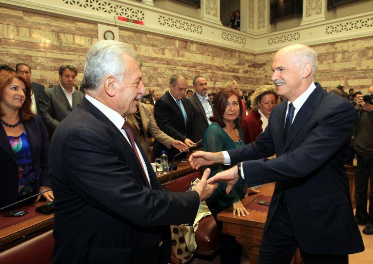Le Monde: Ο Παπανδρέου απαντά με δημοψήφισμα στις διαδηλώσεις | tovima.gr