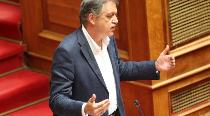 Π. Κουκουλόπουλος: «Οι εκλογές έχουν ολέθριες οικονομικές συνέπειες» | tovima.gr