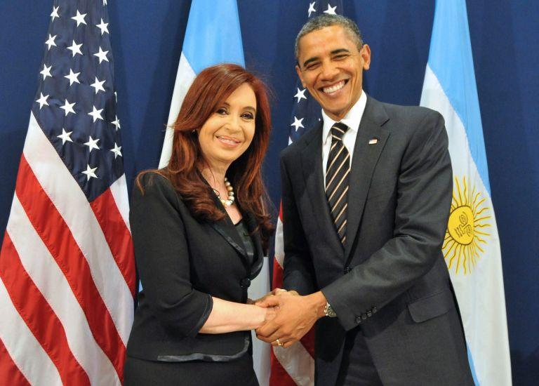 Πώς μπορεί ο Ομπάμα να βάλει τέλος στην κρίση χρέους της Αργεντινής | tovima.gr