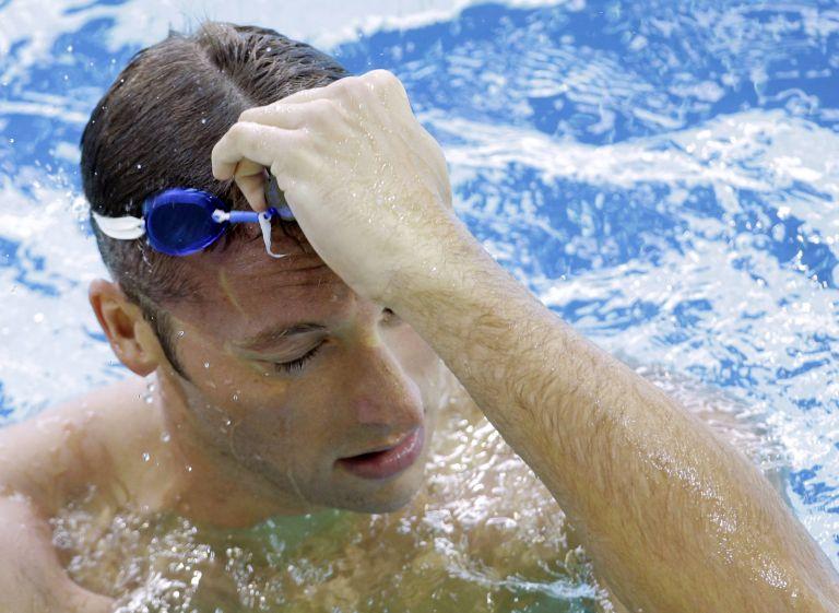 Σε κλινική αποκατάστασης ο Αυστραλός κολυμβητής Ιαν Θορπ   tovima.gr