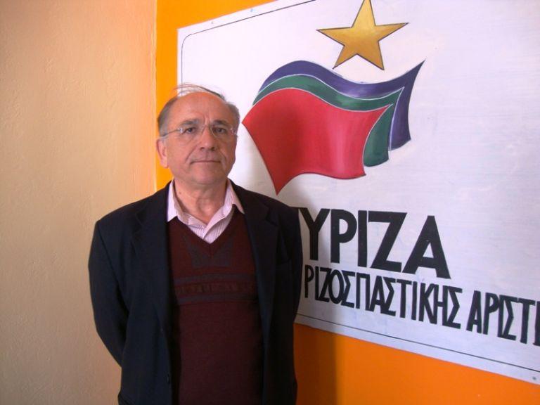 Τόλιος:Επίσημη θέση ΣΥΡΙΖΑ η διακοπή πληρωμής χρεολυσίων τόκων   tovima.gr