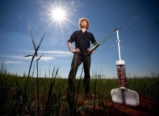 Νέα εφεύρεση φτιάχνει νερό του… αέρα | tovima.gr