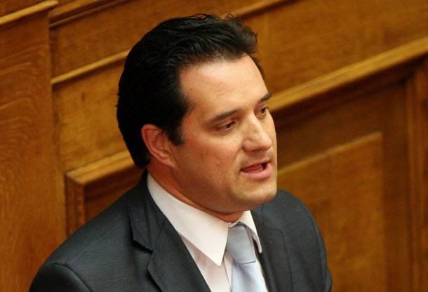 Άδωνις Γεωργιάδης: «Είμαι πολύ υπέρ των κυβερνήσεων συνεργασίας» | tovima.gr