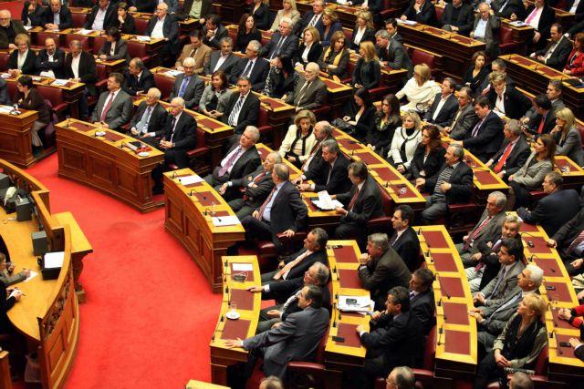 Βουλή: Συνεχίζεται η συζήτηση επί των προγραμματικών δηλώσεων (live) | tovima.gr