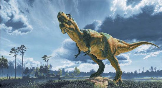 Ο T-Rex ήταν σπρίντερ | tovima.gr