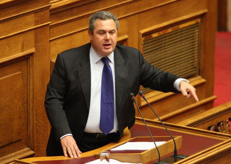 Πάνος Καμμένος: «Θα ανατραπούν τα κόμματα του μνημονίου την Κυριακή» | tovima.gr