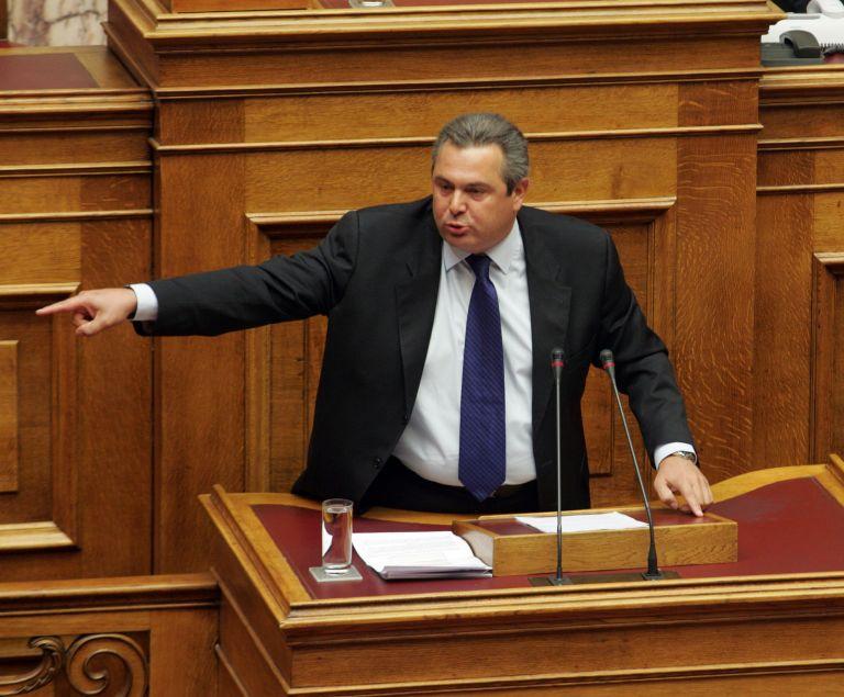 Εκτός της Κοινοβουλευτικής Ομάδας  της ΝΔ ο Πάνος Καμμένος | tovima.gr