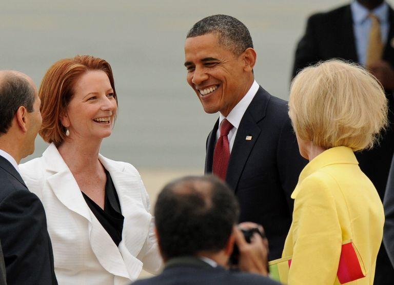 Ομπάμα: Στην Αυστραλία για στρατιωτική συνεργασία   tovima.gr
