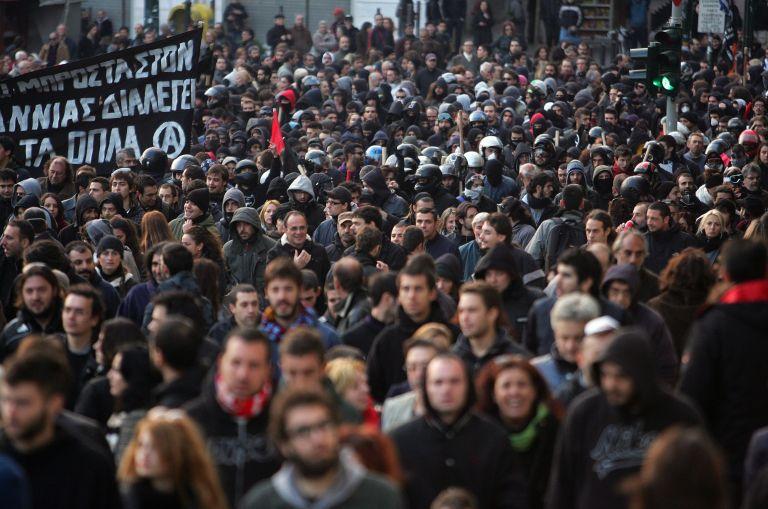Φωτιές βάζει η πρόταση Καμίνη για «κανόνες» στις διαδηλώσεις | tovima.gr