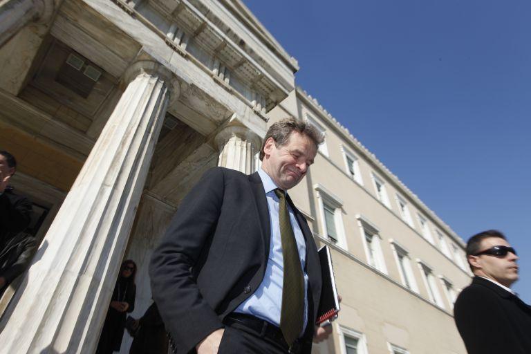 Παραμένει ο Πόουλ Τόμσεν ως επικεφαλής του ΔΝΤ στην Ελλάδα | tovima.gr