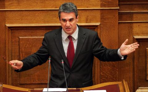 Λοβέρδος: «Εμείς θα στηρίζαμε το mail Χαρδούβελη, για το καλό της χώρας» | tovima.gr