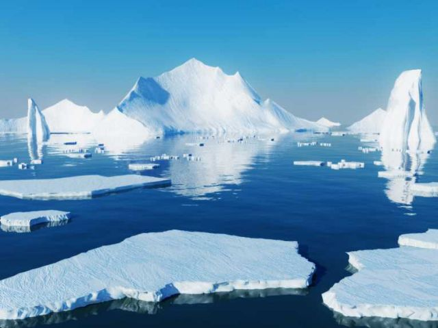 Σε επίπεδα-ρεκόρ το λιώσιμο των πάγων της Αρκτικής | tovima.gr