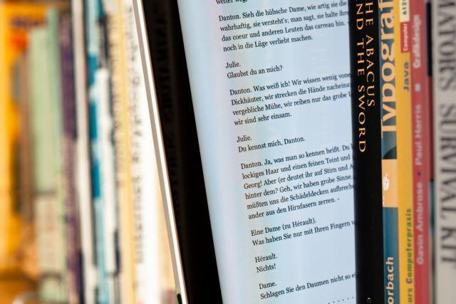 Τα ebooks μπερδεύουν το νήμα της πλοκής; | tovima.gr