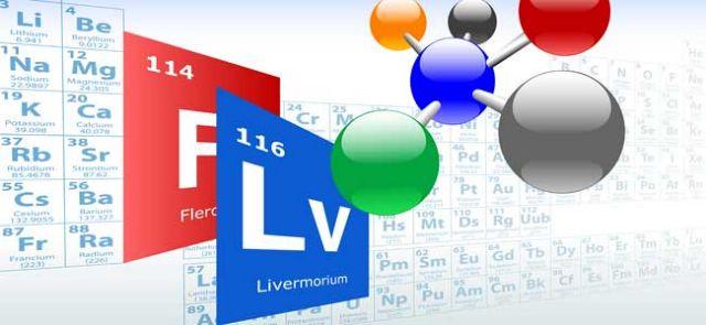 Νέα ονόματα για δυο χημικά στοιχεία | tovima.gr
