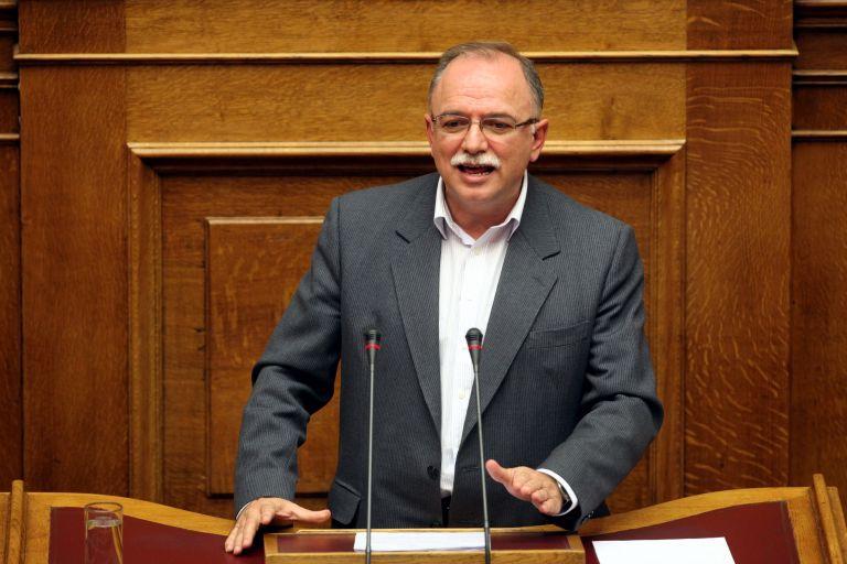 Δ. Παπαδημούλης: «Θα καταγγείλουμε το μνημόνιο και δεν θα επιστρέψουμε τα χρήματα» | tovima.gr