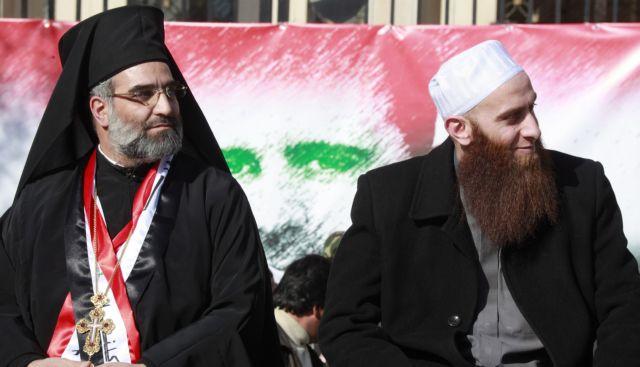 Χωράει τους χριστιανούς η αραβική άνοιξη; | tovima.gr