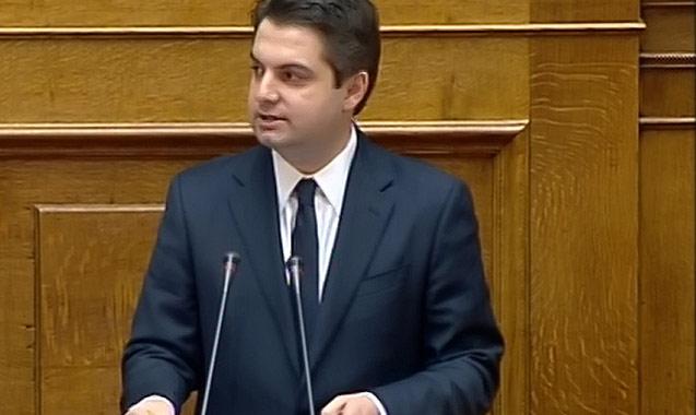 Κωνσταντινόπουλος:«Ο Παπανδρέου πρέπει να αναλάβει τις ευθύνες του» | tovima.gr