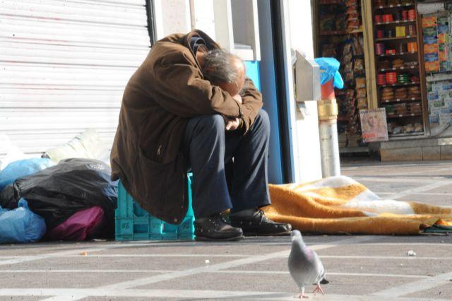 «Καταφύγιο» αστέγων στη Θεσσαλονίκη | tovima.gr