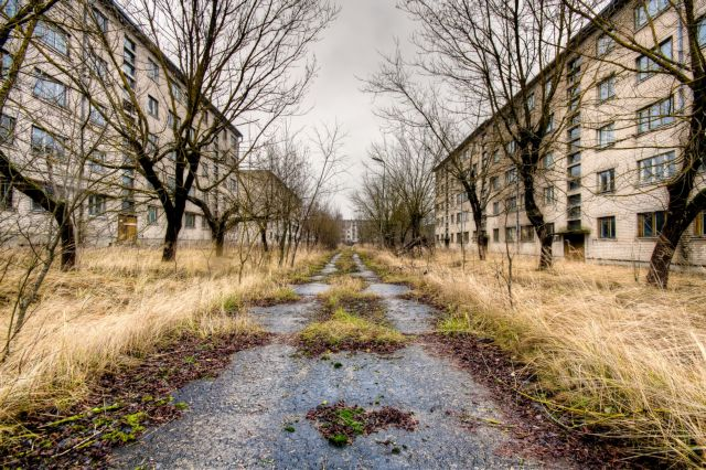 H σοβιετική πόλη-φάντασμα της Λετονίας | tovima.gr