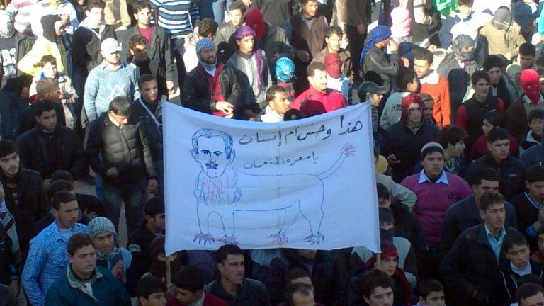 Συρία: «Δεν μετείχα στο αιματοκύλισμα» δήλωσε ο Ασαντ | tovima.gr