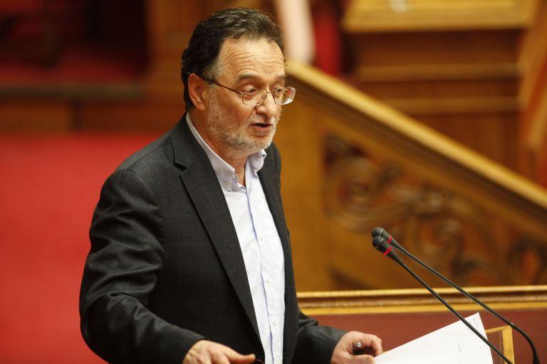Παναγιώτης Λαφαζάνης: «Κατ' αρχήν θα ακυρώσουμε τα Μνημόνια»   tovima.gr
