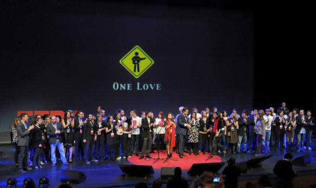 Νότα αισιοδοξίας στο TEDx Athens | tovima.gr