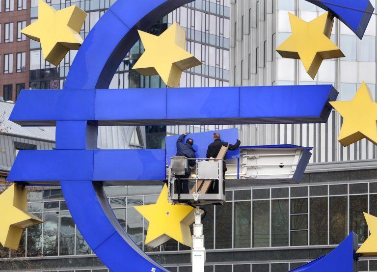 Μειώθηκε τον Απρίλιο ο δανεισμός των ευρωπαϊκών επιχειρήσεων | tovima.gr