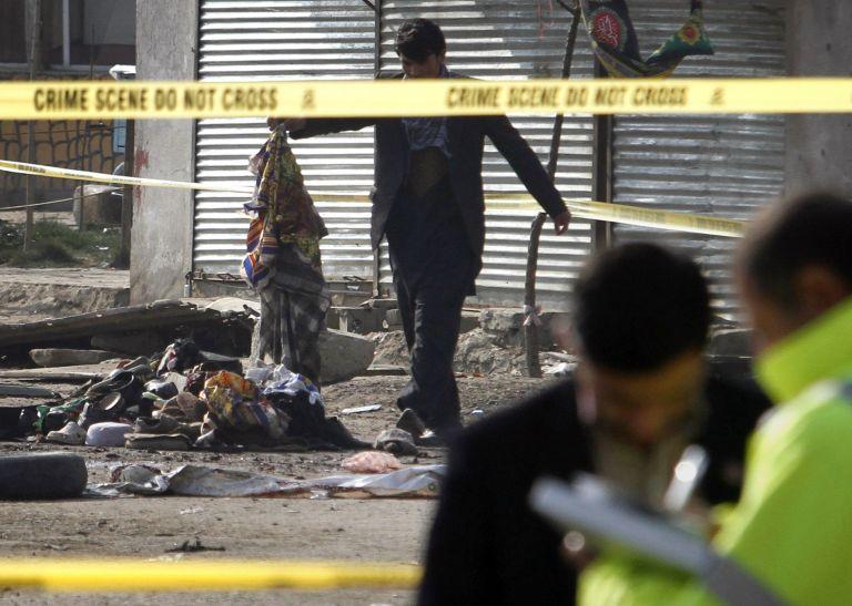 Αφγανιστάν: 21 νεκροί από επίθεση καμικάζι σε ξενοδοχείο της Κανταχάρ | tovima.gr