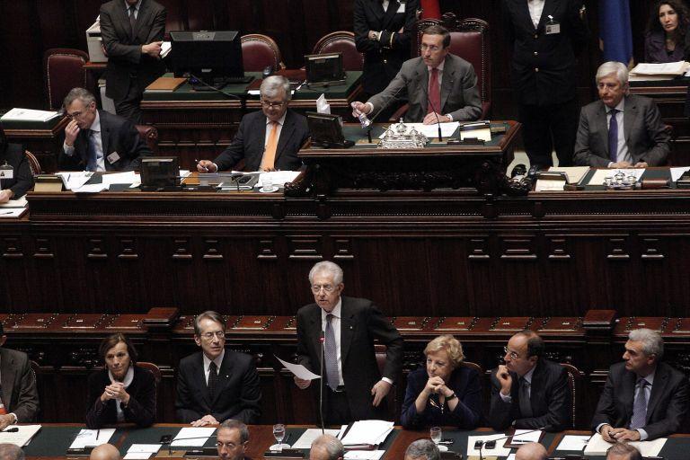 Οι ιταλοί πολιτικοί, οι γηραιότεροι στην ΕΕ | tovima.gr