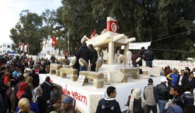 Τυνησία: Νέες συγκρούσεις στο λίκνο της Αραβικής Ανοιξης   tovima.gr