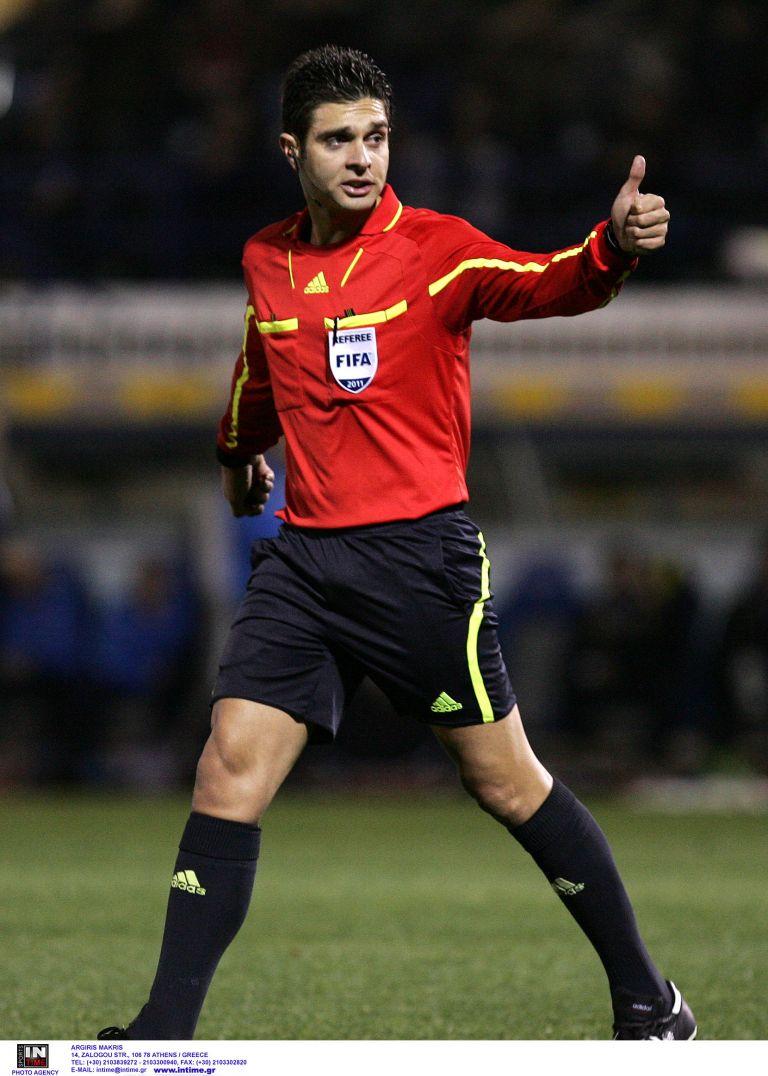 Ο Ηλίας Σπάθας διαιτητής στον τελικό Κυπέλλου | tovima.gr