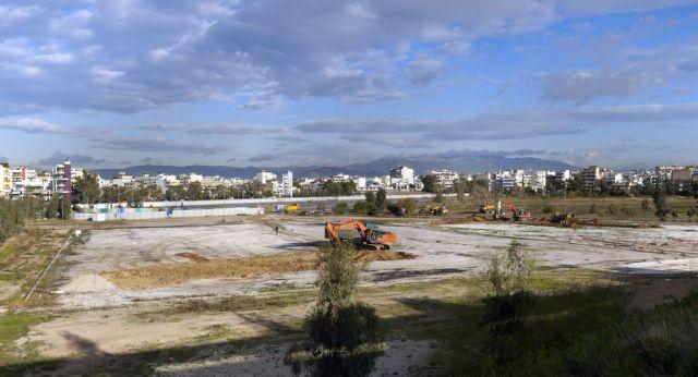 Αρχιτεκτονικός Διαγωνισμός για Κέντρο Επισκεπτών στο Φάληρο | tovima.gr