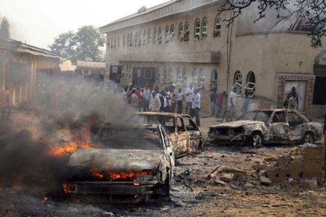 Στρατηγικής σημασίας πόλη κατέλαβε η Μπόκο Χαράμ στη Νιγηρία   tovima.gr