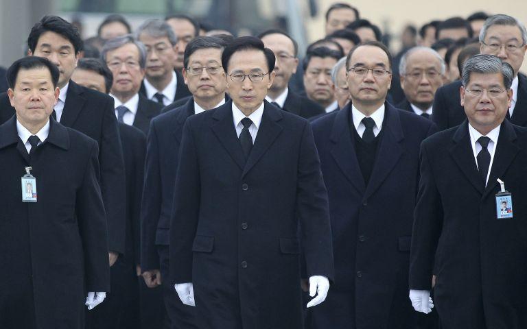 Νότια Κορέα: Θα απαντήσουμε αν προκληθούμε από τη Βόρεια Κορέα | tovima.gr
