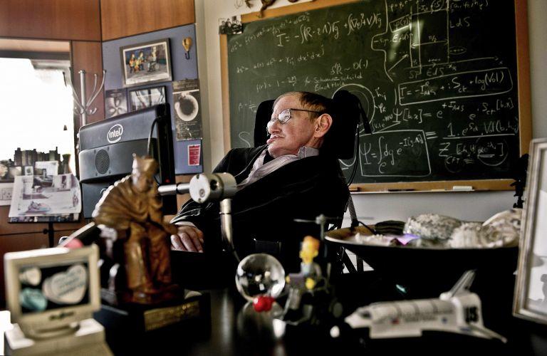 Στίβεν Χόκινγκ: Η εκδίκηση της επιστήμης   tovima.gr