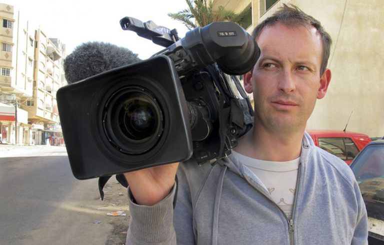 Επιβεβαιώθηκε ότι αγνοούνται δύο δημοσιογράφοι στη Συρία   tovima.gr