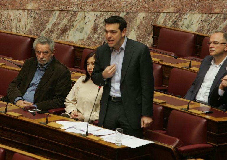 Αλέξης Τσίπρας: «Αναστολή πληρωµών αντί για PSI» | tovima.gr